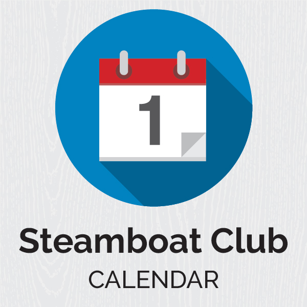 Steamboat Club Calendar